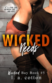 Wicked Needs Book Cover