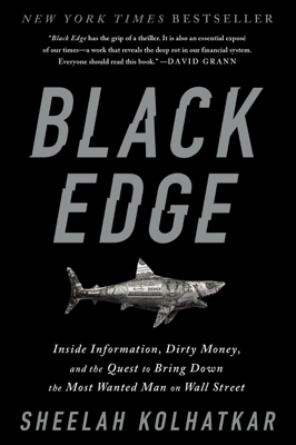 Black Edge - Sheelah Kolhatkar book