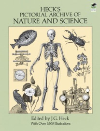 Heck S Pictorial Archive Of Nature And Science
