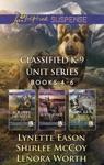 Classified K-9 Unit Series Books 4-6