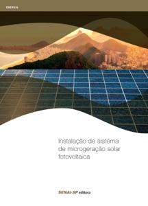 Instalação de sistema de microgeração solar fotovoltaica Book Cover