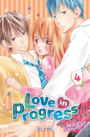 Love in progress T04