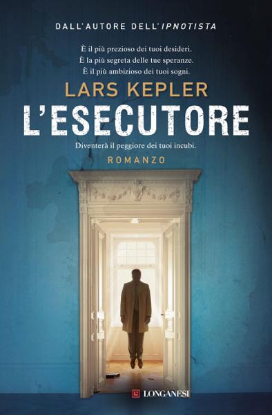 L'esecutore da Lars Kepler