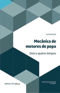 Mecânica de motores de popa -  2 e 4 Tempos Book Cover
