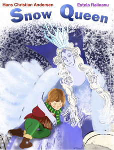 The Snow Queen (ILLUSTRATED EDITION) Book Cover