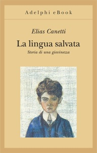 La lingua salvata Book Cover