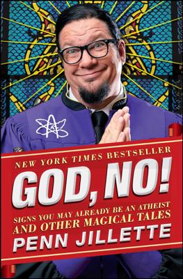 God, No! - Penn Jillette book