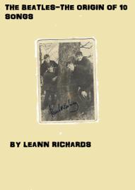 The Beatles-The Origin Of 10 Songs book