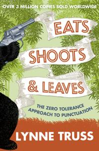 Eats, Shoots and Leaves Copertina del libro