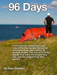 96 Days - Pete Gladden