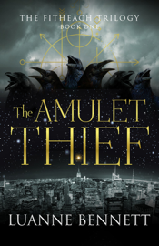 The Amulet Thief - Luanne Bennett book summary