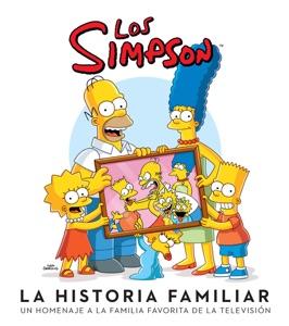Los Simpson Book Cover
