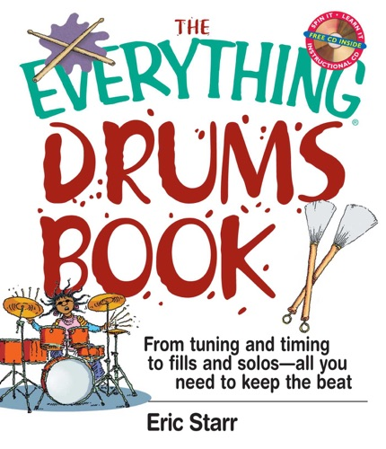 Eric Starr - The Everything Drums Book