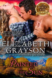 Painted by the Sun (The Women's West Series, Book 4)