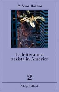 La letteratura nazista in America Book Cover