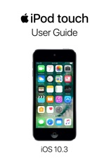 ipod touch user guide for ios 10 3 by apple inc on ibooks rh itunes apple com ipod touch user manual pdf ipod touch instruction manual