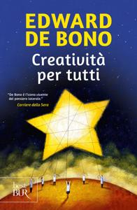 Creatività per tutti Libro Cover