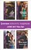 Harlequin Romantic Suspense June 2017 Box Set