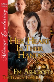 Her Heart In Their Hands The Tigers Of Texas 9