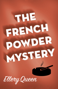 The French Powder Mystery Book Cover