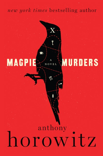Magpie Murders - Anthony Horowitz book cover