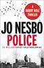 Jo Nesbø - Police artwork