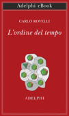 L'ordine del tempo Book Cover