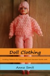 Doll Clothing Knitting Patterns For Fashion Dolls And Standard Barbie Dolls