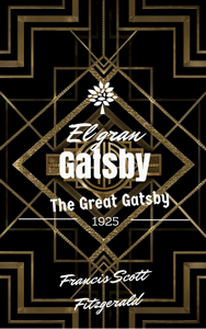 El gran Gatsby Book Cover