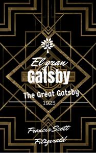 El gran Gatsby Book Cover