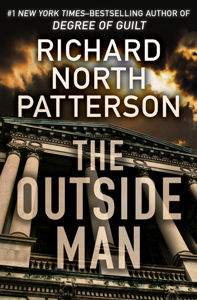 The Outside Man Book Cover