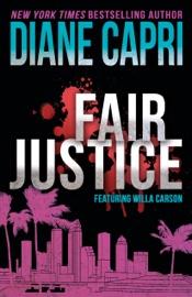 Fair Justice: A Judge Willa Carson Mystery PDF Download