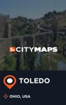 City Maps Toledo Ohio USA