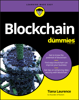 Blockchain For Dummies - Tiana Laurence book