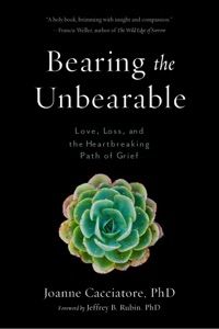 Bearing the Unbearable Book Cover