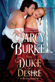 The Duke of Desire book