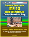 Complete Guide To The MS-13 Mara Salvatrucha Central American Gang Origins In El Salvador National Security Threat Los Zetas And 18th Street Transnational Criminals Possible Links To Terrorism