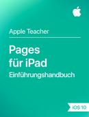 Pages für iPad Einführungshandbuch iOS 10