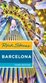 Rick Steves Barcelona book