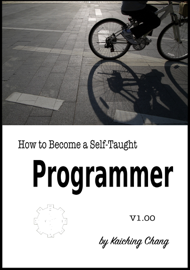 How to Become a Self-Taught Programmer V1.00