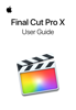 Apple Inc. - Final Cut Pro X User Guide artwork