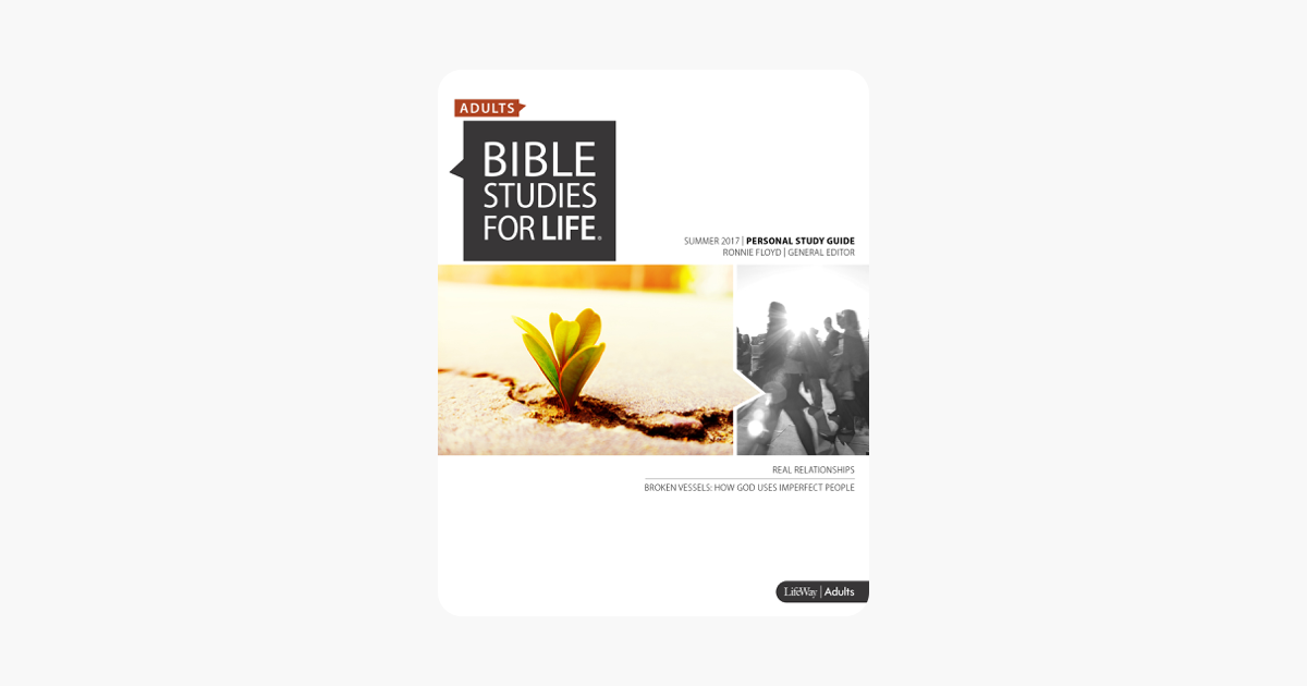 ‎Bible Studies for Life: Adult Personal Study Guide - NIV