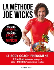 La méthode Joe Wicks La couverture du livre martien