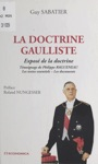 La Doctrine Gaulliste  Expos De La Doctrine