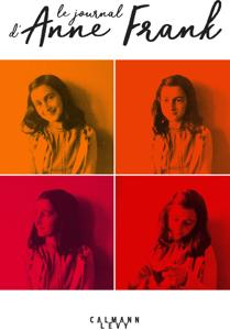 Le Journal d'Anne Frank La couverture du livre martien