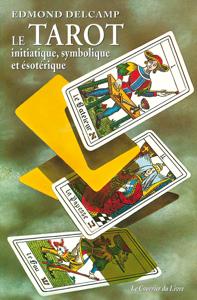Le tarot initiatique La couverture du livre martien
