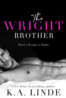 K.A. Linde - The Wright Brother book