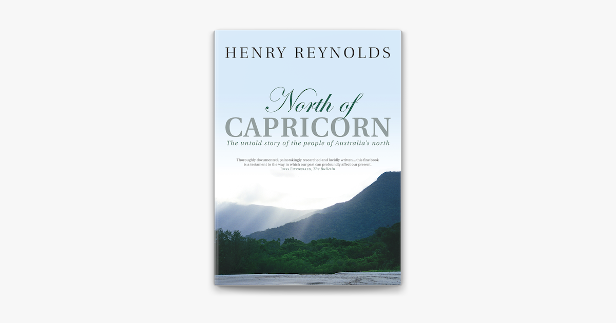North of Capricorn - Henry Reynolds