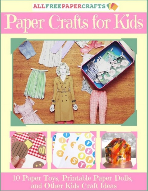 Paper Crafts For Kids By Prime Publishing Llc On Apple Books