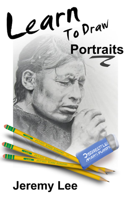 How to Draw Portraits - Jeremy Lee book